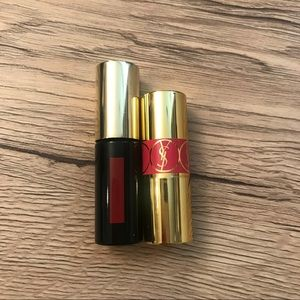 YSL Two Mini size Lipstick